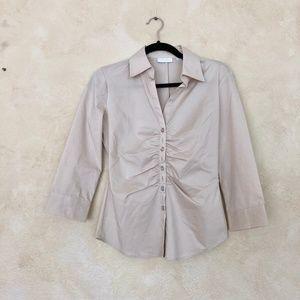 New York & Company Women Shirt